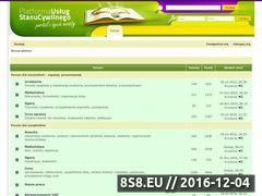 Miniaturka domeny www.usc.pl