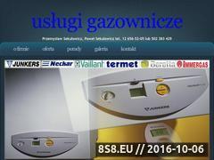 Miniaturka domeny uslugi-gazownicze.com