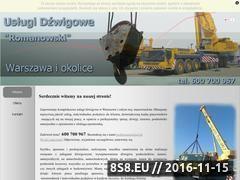 Miniaturka domeny uslugidzwigowewynajem.waw.pl