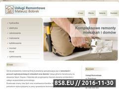 Miniaturka domeny uslugiremontowegdynia.pl