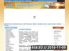 Miniaturka domeny ustroniemorskie.popracy.pl