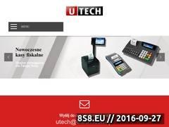 Miniaturka Kasy, drukarki i inne urządzenia fiskalne Lublin (utechlublin.pl)
