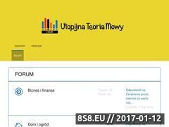 Miniaturka domeny utm.info.pl