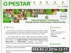 Miniaturka domeny www.utylizacja.pestar.com.pl
