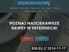Miniaturka domeny uzdrowiskowy.pl