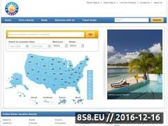Thumbnail of Vacation Rentals Website