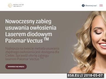 Zrzut strony Depilacja Vectus Sopot