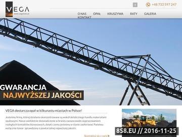 Zrzut strony Składy opału Łódź