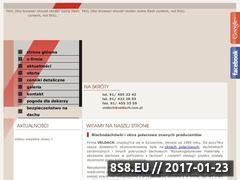 Miniaturka domeny veldach.com.pl