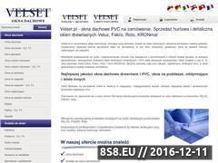 Miniaturka domeny www.velset.pl
