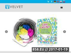 Miniaturka domeny www.velvet.bydgoszcz.pl