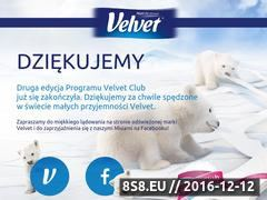 Miniaturka domeny velvetclub.pl