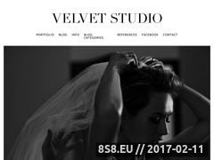 Miniaturka domeny www.velvetstudio.pl