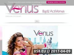 Miniaturka domeny www.venuskosmetyki.pl