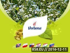 Miniaturka domeny www.verbena.biz