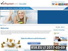 Thumbnail of Veripayment.com - Veripayment Review Website
