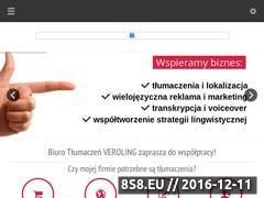Miniaturka domeny veroling.pl