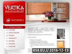 Miniaturka domeny vertika.pl