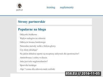 Zrzut strony Szkolenia i warsztaty Białystok - VERTO