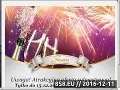Miniaturka domeny www.vesaria.pl