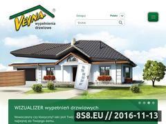 Miniaturka Wypełnienia drzwiowe - Veyna (veyna.pl)