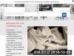 Miniaturka domeny www.vhs-dvd.c0.pl