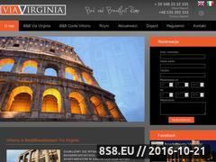 Miniaturka domeny www.viavirginia.pl