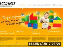 Miniaturka domeny www.vicaro.pl