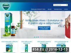 Miniaturka Sposoby na przeziębienie (vicks.pl)