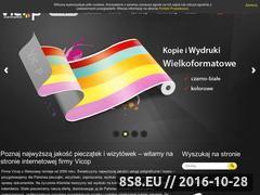 Miniaturka domeny www.vicop.pl