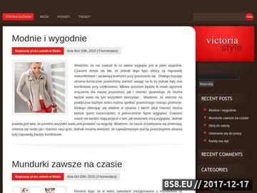 Zrzut strony Fryzjer Olsztyn