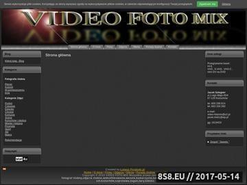 Zrzut strony Wideofilmowanie - Kamerzysta - fotograf ślubny