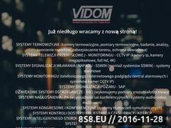 Miniaturka domeny www.vidom.pl