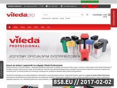 Miniaturka domeny www.viledapro.pl