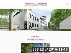 Miniaturka domeny www.villareal.pl