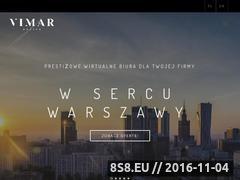 Miniaturka domeny www.vimaroffice.pl
