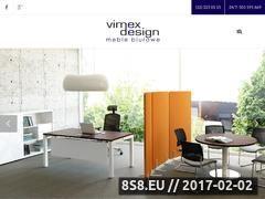 Miniaturka domeny vimexmeble.pl