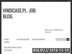 Miniaturka domeny vindicase.pl