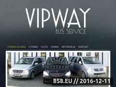 Miniaturka Wynajem komfortowych busów Warszawa - VIPWAY.PL (vipway.pl)