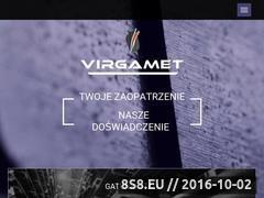 Miniaturka domeny virgamet.pl