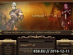 Miniaturka domeny www.virtualmt2.pl
