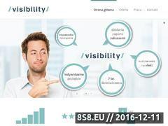 Miniaturka domeny www.visibility.pl