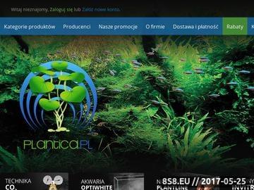 Zrzut strony Podłoże do akwarium dostarcza sklep VisionAqua