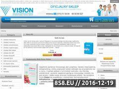 Miniaturka domeny www.visionki.pl