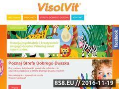 Miniaturka domeny visolvit.pl
