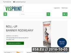Miniaturka domeny visprint.pl