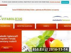 Miniaturka domeny vitabolicus.pl