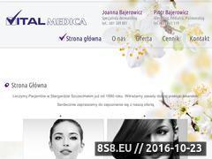 Miniaturka domeny www.vital-medica.pl