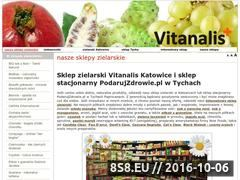 Miniaturka domeny vitanalis.pl