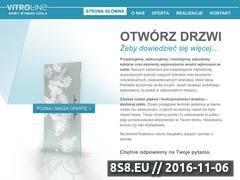 Miniaturka domeny vitroline.pl